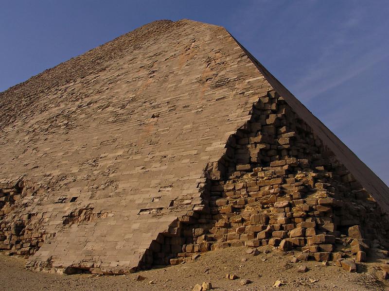 Bent Pyramid, Dahshur