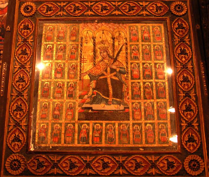 Icon, Hanging Church, Cairo