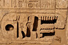Cartouche, Medinat Habu, Luxor