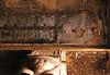 Ceiling of hypostyle, hall, Hathor temple, Dendera