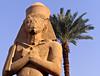 Colossal Ramses II statue, Karnak temple, Luxor