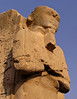 Statue, Karnak temple, Luxor
