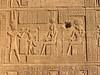 Relief, Hathor temple, Dendera