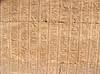 Hieroglyphs, Temple of Sobek and Haroeris, Kom Ombo