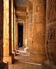 Hypostyle hall, Medinat Habu, Luxor