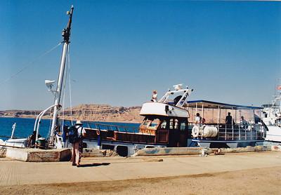 Ferry Sharm el Sheik - Horgota