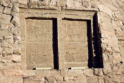 More ancient hieroglyphics spotted at Abu Simbel - Egypt
