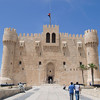 The Citadel of Qaitbay.