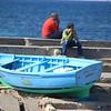 boats near Qait Bay Fortress