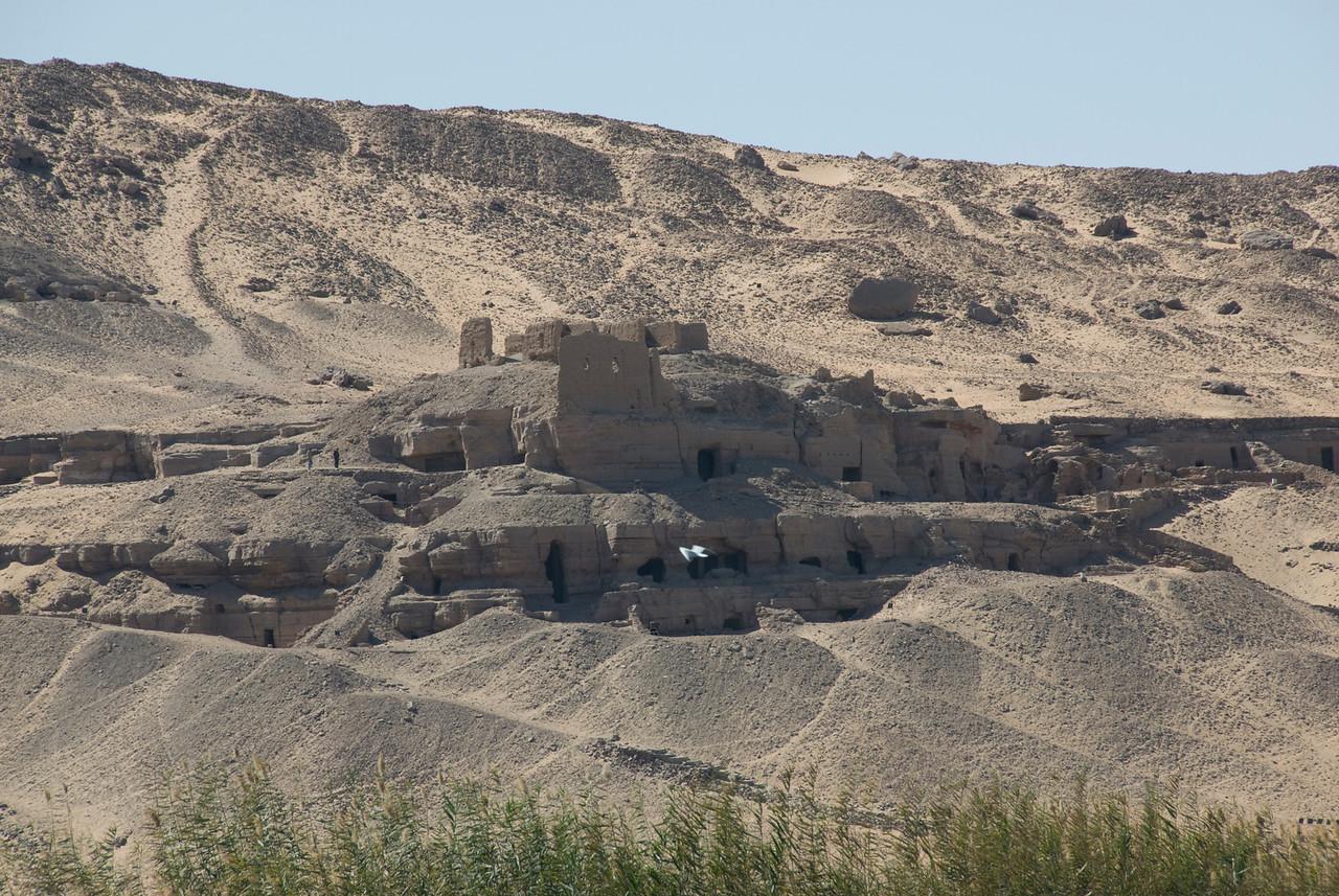 Tomb of Nobels - Aswan, Egypt