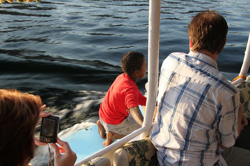 voyage to Nubia village