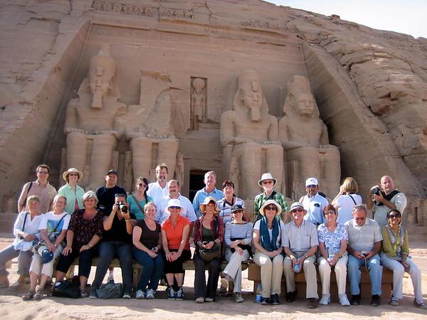 Excursion to Abu Simbel