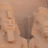 Abu Simbel temple of Ramesses II