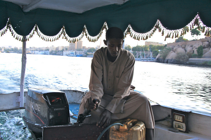 voyage to Nubia village