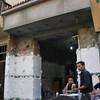 Shisha in Zamalek, Cairo.