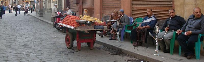islamic cairo streets