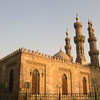 A mosque in Cairo.