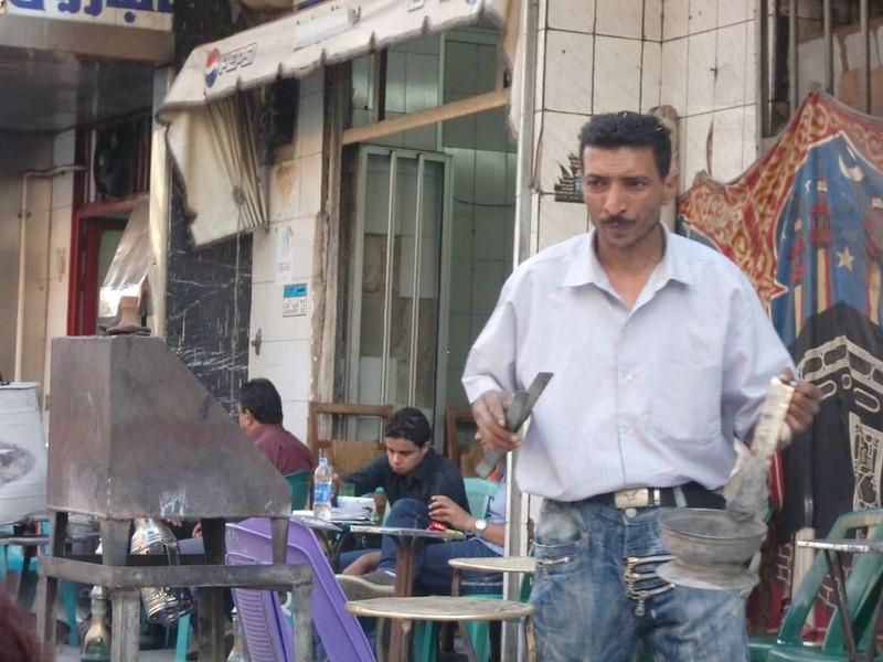Shisha in Cairo.