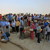 Cosmos group at Giza Pyramids