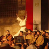 A Sufi performance in Cairo.