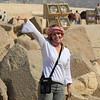 Carol - Pyramids at Giza