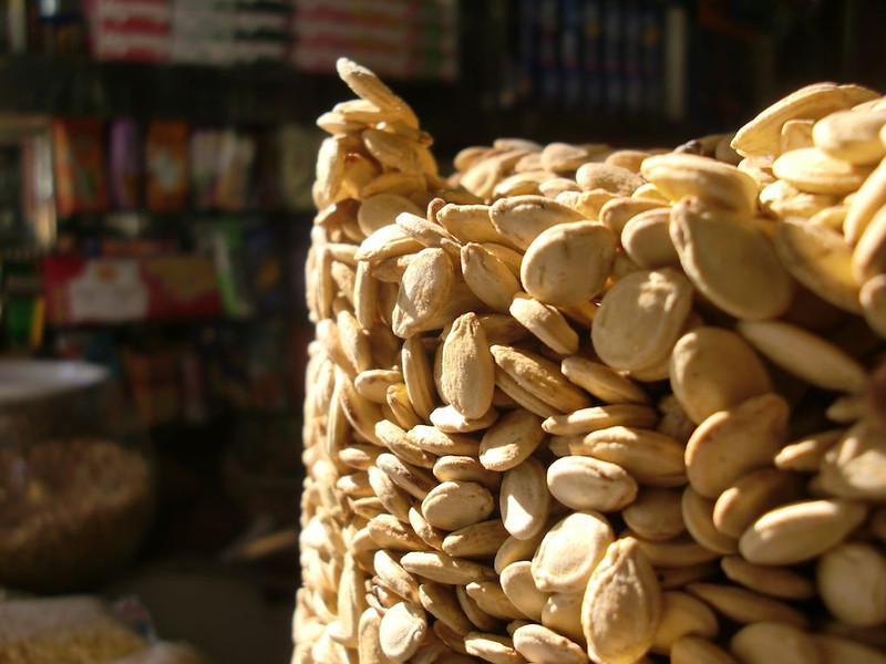 Seeds for sale in Cairo.