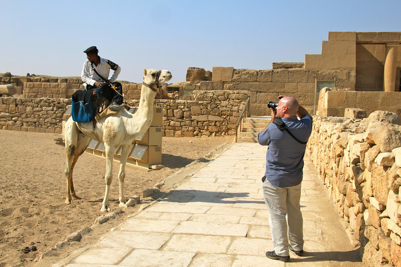 Ralph - Great Pyramid at Giza