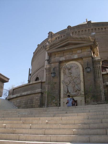 Coptic Cairo.
