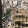 Traffic in Cairo.