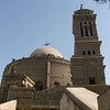 A church in Coptic Cairo.
