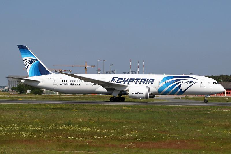 SU-GES Boeing 787-9 c/n 38799 Frankfurt/EDDF/FRA 07-06-19
