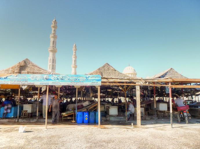 hurghada fish market