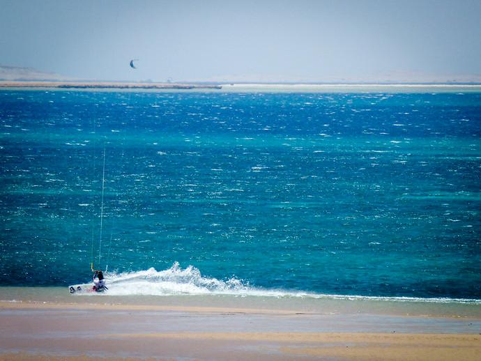 kite surfing hurghada egypt