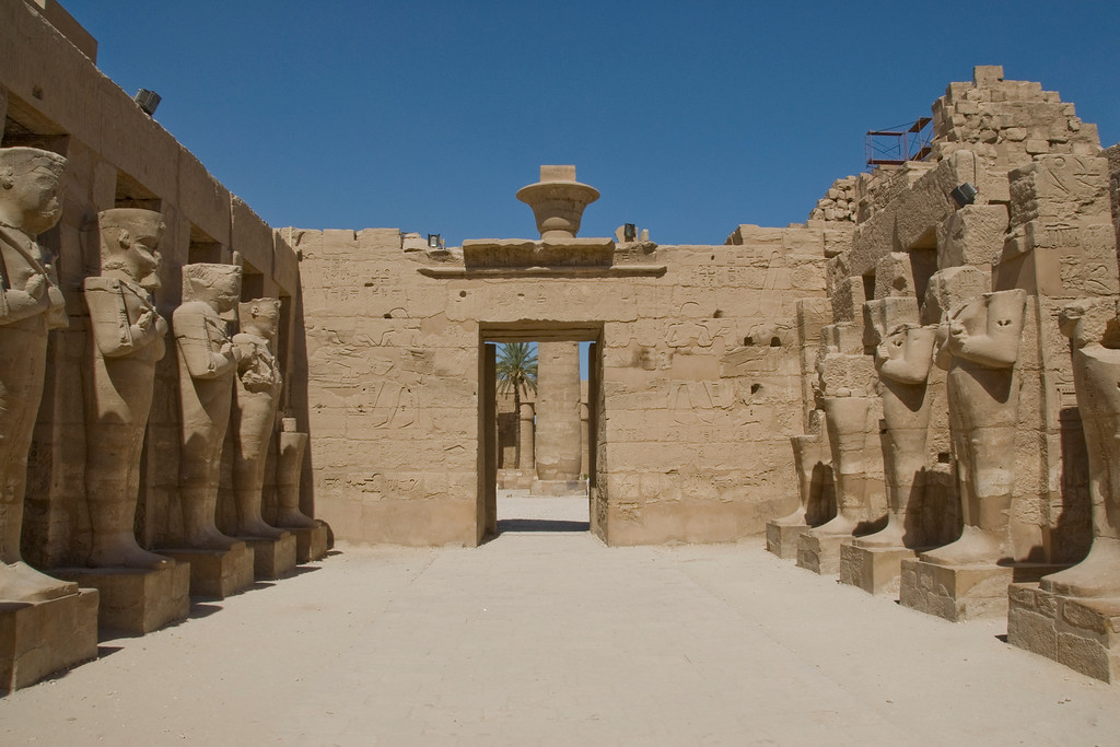 Ancient Thebes with its Necropolis