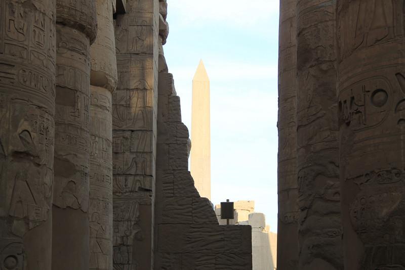 Temple of Amon Ra in Karnak
