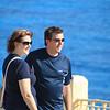 Neil and Jennine at Agiba Beach