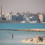 Fishermen – Marsa Matruh, Egypt – Photo