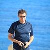 Neil at Agiba Beach