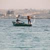fishermen near San Giovanni Cleopatra Hotel