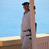 guard at Agiba Beach