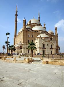 coptic cairo and the citadel