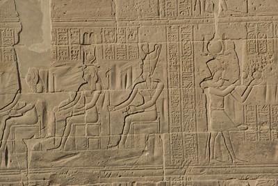 Hieroglyph 2 - Philae Temple, Aswan, Egypt