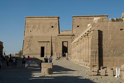 Exterior 6 - Philae Temple, Aswan, Egypt