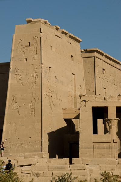 Exterior 7 - Philae Temple, Aswan, Egypt