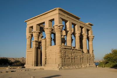 Building - Philae Temple, Aswan, Egypt