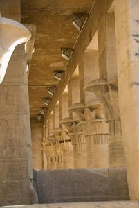 Pillars 8 - Philae Temple, Aswan, Egypt