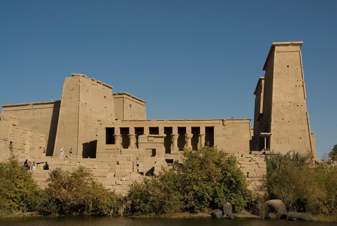 Exterior 10 - Philae Temple, Aswan, Egypt
