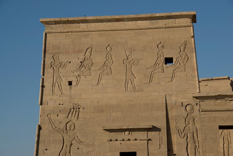 Exterior 11 - Philae Temple, Aswan, Egypt