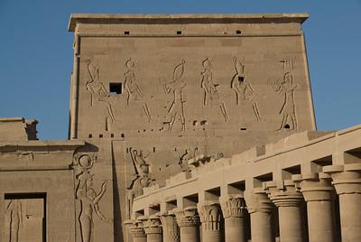 Exterior 15 - Philae Temple, Aswan, Egypt