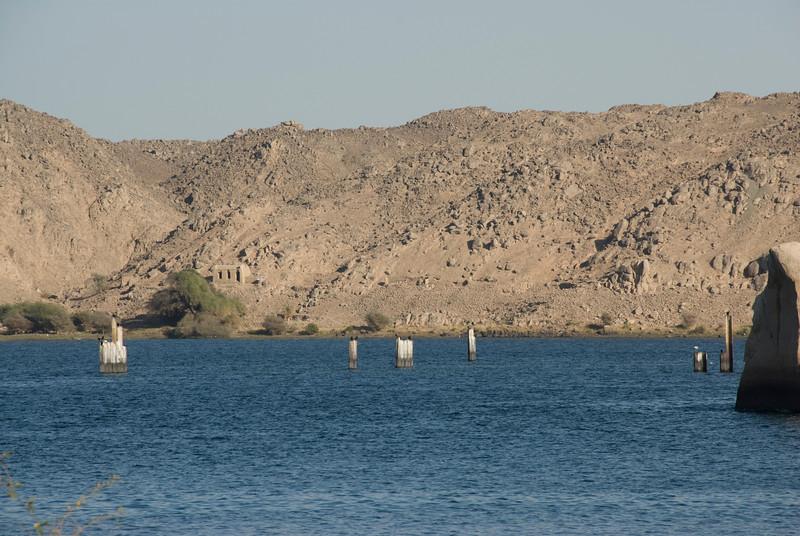 Original Temple Location - Philae Temple, Aswan, Egypt